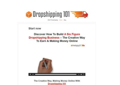 Dropshipping Videokurs