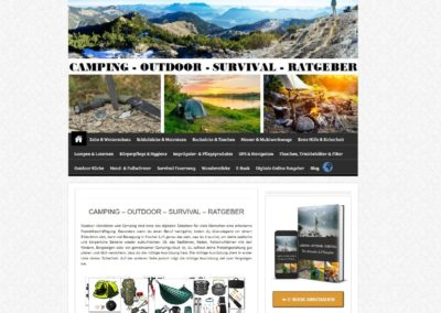 Camping-Outdoor-Survival