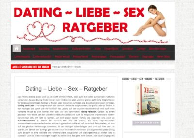 Dating-Liebe-Sex